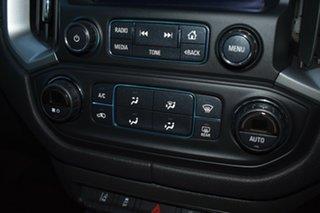 2017 Holden Colorado RG MY18 LTZ Pickup Crew Cab White 6 Speed Sports Automatic Utility