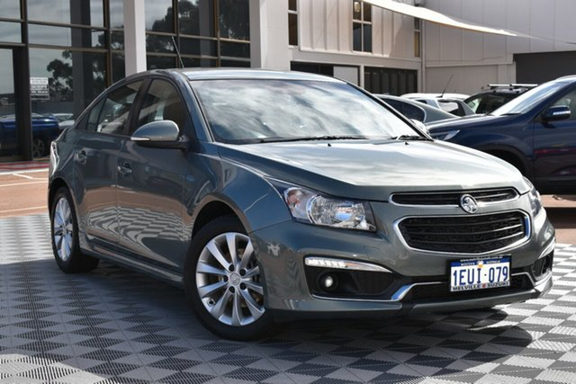 Used Holden Cruze JH Series II MY15 SRi, 2015 Holden Cruze JH Series II MY15 SRi Grey 6 Speed Sports Automatic Sedan