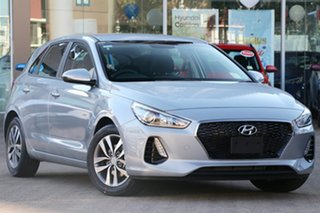 2019 Hyundai i30 PD2 MY20 Active Typhoon Silver 6 Speed Sports Automatic Hatchback.