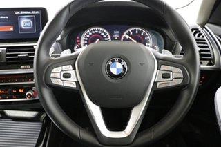2018 BMW X3 G01 xDrive 30I White 8 Speed Automatic Wagon