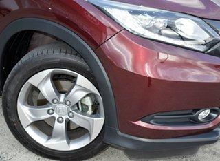 2018 Honda HR-V MY17 VTi-S Red/Black 1 Speed Constant Variable Hatchback.