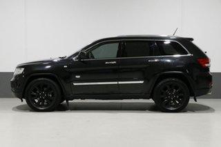 2011 Jeep Grand Cherokee WK Limited 70th Anniversary (4x4) Black 5 Speed Automatic Wagon