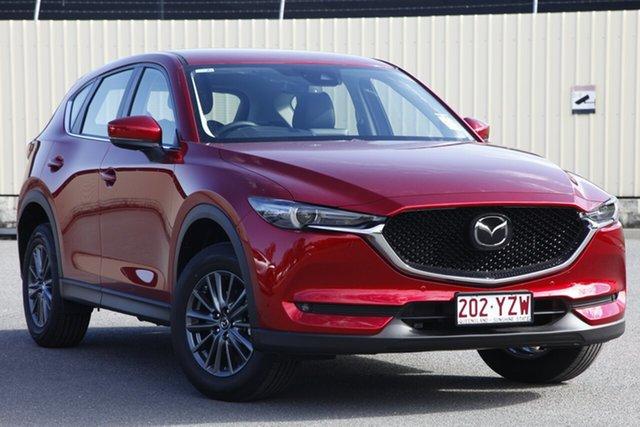 Demo Mazda CX-5 KF4WLA Touring SKYACTIV-Drive i-ACTIV AWD, CX-5 H 6AUTO TOURING PETROL AWD