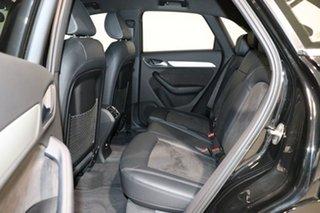 2015 Audi Q3 8U MY16 2.0 TFSI Sport Quattro (132kW) Black 7 Speed Auto Dual Clutch Wagon