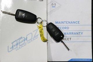 2016 Mazda BT-50 MY16 XT (4x4) White 6 Speed Manual Dual Cab Utility