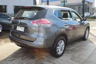 2014 Nissan X-Trail T32 ST (FWD) Grey Continuous Variable Wagon