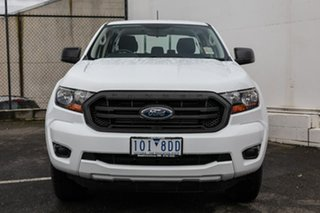 2018 Ford Ranger PX MkIII 2019.00MY XL Pick-up Double Cab 4x2 Hi-Rider White 6 Speed.
