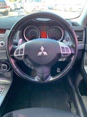 2009 Mitsubishi Lancer CJ MY10 VR-X Silver 6 Speed Constant Variable Hatchback