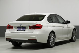 2018 BMW 330i F30 LCI MY18 M Sport White 8 Speed Automatic Sedan