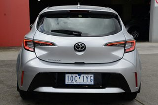 2018 Toyota Corolla Mzea12R Ascent Sport Silver Pearl 10 Speed Constant Variable Hatchback