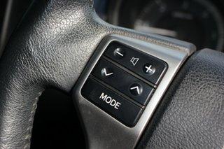 2015 Toyota Landcruiser Prado GDJ150R GXL White 6 Speed Sports Automatic Wagon