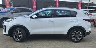 2018 Kia Sportage QL MY19 Si 2WD Premium Clear White 6 Speed Sports Automatic Wagon