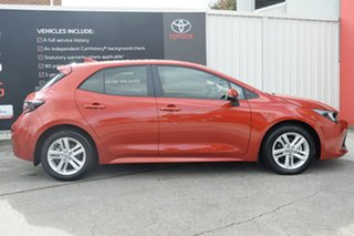 2018 Toyota Corolla Mzea12R Ascent Sport Volcanic Red 10 Speed Constant Variable Hatchback