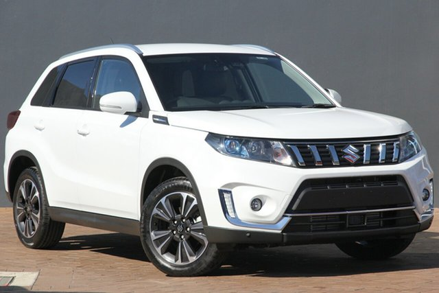 New Suzuki Vitara LY Series II 2WD, 2020 Suzuki Vitara LY Series II 2WD White 6 Speed Sports Automatic Wagon