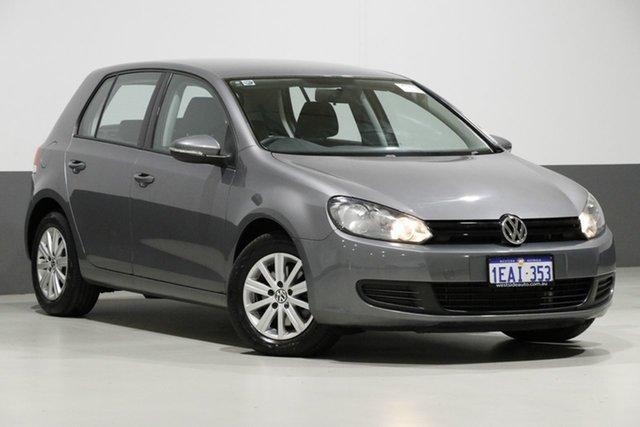 Used Volkswagen Golf 1K MY12 90 TSI Trendline, 2012 Volkswagen Golf 1K MY12 90 TSI Trendline Grey 7 Speed Auto Direct Shift Hatchback
