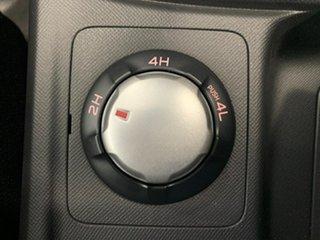 2018 Isuzu D-MAX TF MY18 LS-M HI-Ride (4x4) Splash White 6 Speed Manual Crew Cab Utility