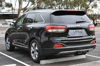 2016 Kia Sorento UM MY17 Platinum AWD Black 6 Speed Sports Automatic Wagon