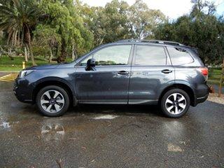 2018 Subaru Forester S4 MY18 2.5i-L CVT AWD Dark Grey 6 Speed Constant Variable Wagon