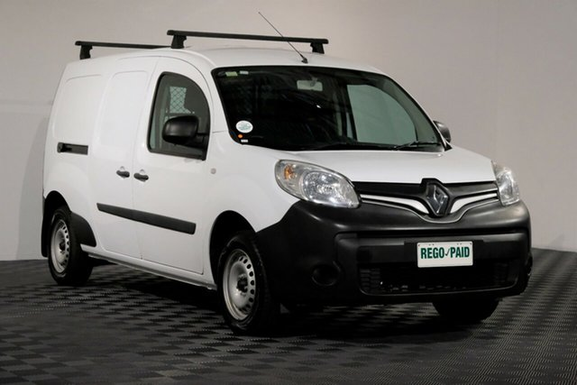 Used Renault Kangoo F61 Phase II Maxi, 2015 Renault Kangoo F61 Phase II Maxi White 6 speed Manual Van