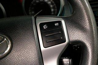 2014 Toyota Landcruiser Prado KDJ150R MY14 GX White 5 speed Automatic Wagon