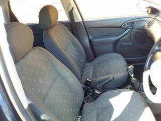 2004 Ford Focus LR MY2003 SR CL Blue 5 Speed Manual Hatchback