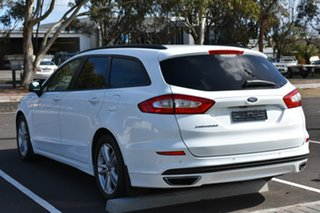 2016 Ford Mondeo MD Ambiente SelectShift White 6 Speed Sports Automatic Wagon