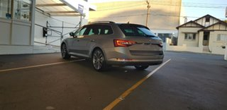 2018 Skoda Superb NP MY19 162TSI DSG Grey 6 Speed Sports Automatic Dual Clutch Wagon.