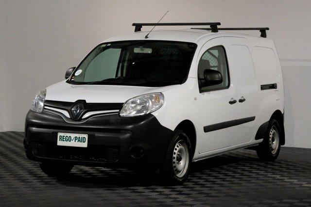 Used Renault Kangoo F61 Phase II Maxi, 2015 Renault Kangoo F61 Phase II Maxi White 6 Speed Manual Van