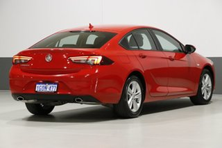 2018 Holden Commodore ZB LT Red 9 Speed Automatic Liftback