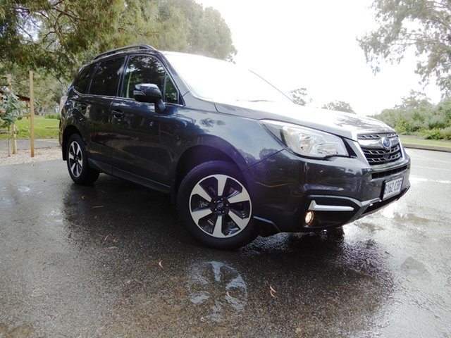 Used Subaru Forester S4 MY18 2.5i-L CVT AWD, 2018 Subaru Forester S4 MY18 2.5i-L CVT AWD Dark Grey 6 Speed Constant Variable Wagon