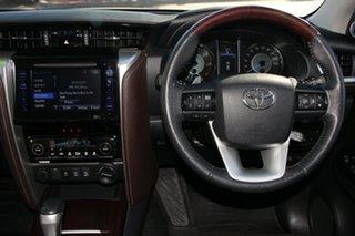 2016 Toyota Fortuner GUN156R Crusade Graphite 6 Speed Automatic Wagon