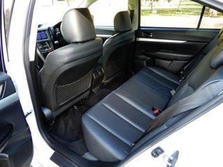 2012 Subaru Liberty B5 MY13 2.5X Lineartronic AWD White 6 Speed Constant Variable Sedan