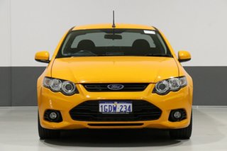 2014 Ford Falcon FG X XR6T Orange 6 Speed Manual Utility.
