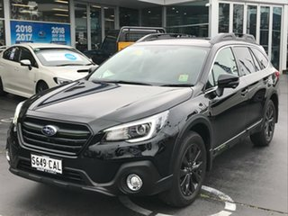 2019 Subaru Outback B6A MY19 2.5i-X CVT AWD Crystal Black Silica 7 Speed Constant Variable Wagon.