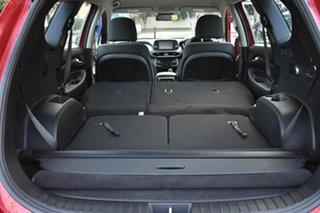 2018 Hyundai Santa Fe TM MY19 Active Red/Black 6 Speed Sports Automatic Wagon