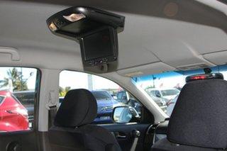 2012 Honda CR-V RE MY2011 4WD Black 6 Speed Manual Wagon
