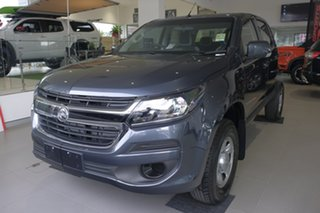 2019 Holden Colorado RG MY19 LS Crew Cab Nitrate 6 Speed Sports Automatic Cab Chassis.