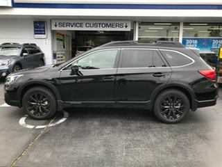 2019 Subaru Outback B6A MY19 2.5i-X CVT AWD Crystal Black Silica 7 Speed Constant Variable Wagon