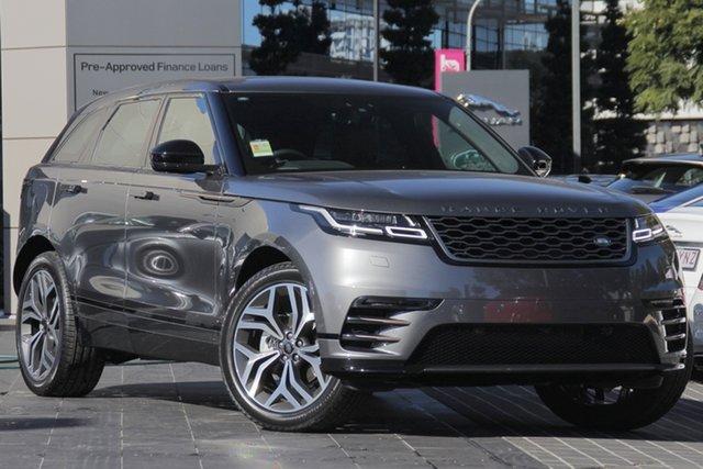 Demo Land Rover Range Rover Velar L560 MY19.5 D240 AWD R-Dynamic S, 2019 Land Rover Range Rover Velar L560 MY19.5 D240 AWD R-Dynamic S Corris Grey 8 Speed