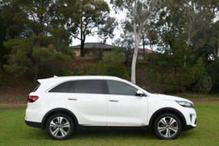 2019 Kia Sorento UM MY19 GT-Line AWD Snow White Pearl 8 Speed Sports Automatic Wagon.