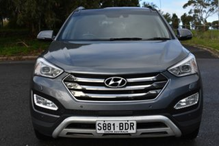 2014 Hyundai Santa Fe DM MY14 Highlander Grey 6 Speed Sports Automatic Wagon