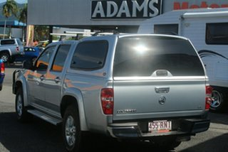 2010 Holden Colorado RC MY10.5 LT-R Crew Cab Silver 5 Speed Manual Utility.