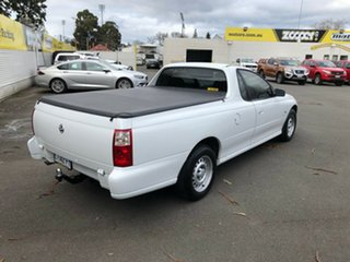 2006 Holden Ute VZ MY06 White 4 Speed Automatic Utility