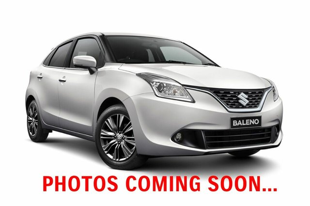 New Suzuki Baleno EW GLX, 2019 Suzuki Baleno EW GLX Silver 4 Speed Automatic Hatchback