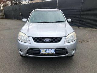 2010 Ford Escape ZD Silver 4 Speed Automatic Wagon.