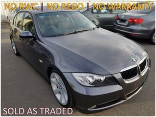 2005 BMW 320i E90 Executive Grey Automatic Sedan.
