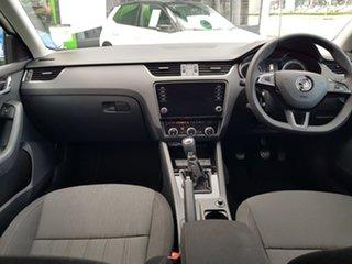 2019 Skoda Octavia NE MY19 110TSI Sedan DSG White 7 Speed Sports Automatic Dual Clutch Liftback