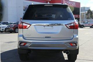 2020 Isuzu MU-X MY19 LS-T Rev-Tronic Titanium Silver 6 Speed Sports Automatic Wagon