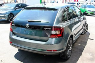 2018 Skoda Rapid NH MY19 Spaceback DSG Grey 7 Speed Sports Automatic Dual Clutch Hatchback
