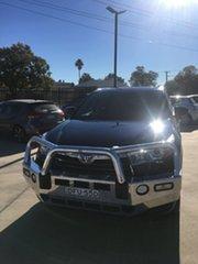 2016 Toyota Kluger GSU55R Grande AWD Blue 6 Speed Sports Automatic Wagon.